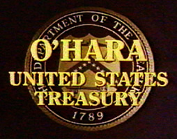 O'Hara, US Treasury title card